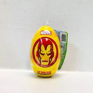 Lip smacker iron man 3-pack lip balm
